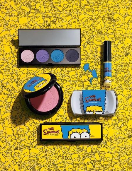 MAC x Marge The Simpsons, ¡la primera imagen ya está aquí!