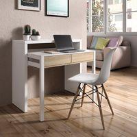 Si tienes poco espacio en casa, esta mesa consola de escritorio extensible por 69,95 euros en eBay puede ser una gran solución