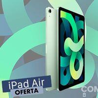 Nuevo precio mínimo en Amazon para el iPad Air: el modelo WiFi de 64 GB ahora cuesta 65 euros menos