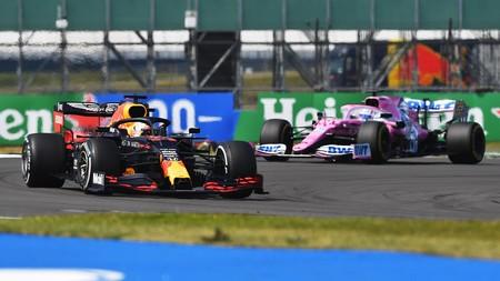 Verstappen 70 Aniversario F1 2020