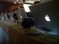 Imagen de la semana: Los Macs colonizan el EBE08 en Sevilla