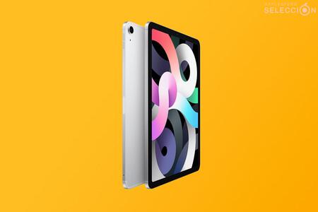 El nuevo iPad Air con diseño Pro de 256 GB y conectividad Wi-Fi + Cellular está 94 euros más barato en Amazon