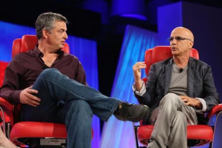Eddy Cue y Jimmy Iovine hablan en la Recode Conference a escasas horas de la adquisición de Beats Audio