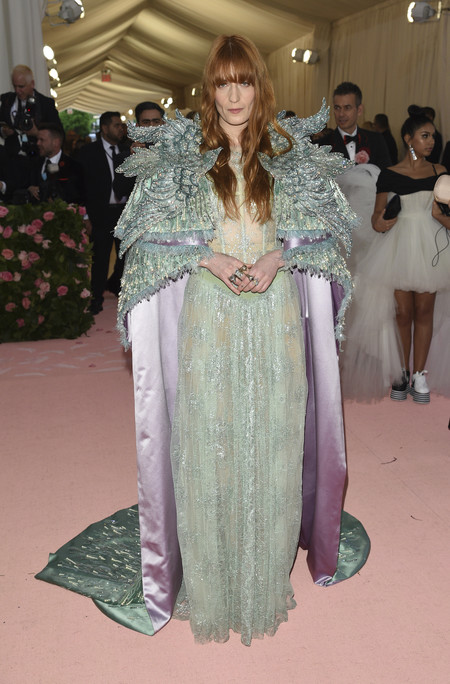 Florence Welch Gucci Met 02