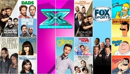 Series de estreno 2013/14: FOX