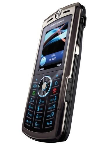 3GSM: Motorola SLVR L9