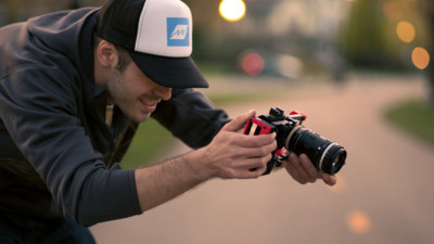 Detrás de las cámaras del anuncio de Bentley grabado con el iPhone 5s
