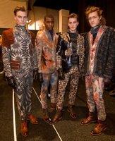 Custo Barcelona Otoño-Invierno 2012/2013 en la Semana de la Moda de Nueva York