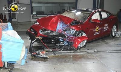 Resultados Euro NCAP noviembre 2014: seis coches evaluados, cuatro de ellos consiguen 5 estrellas