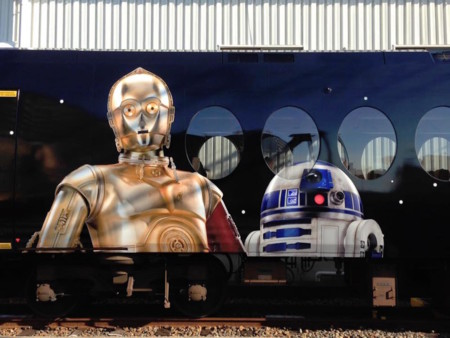Star Wars Train 4