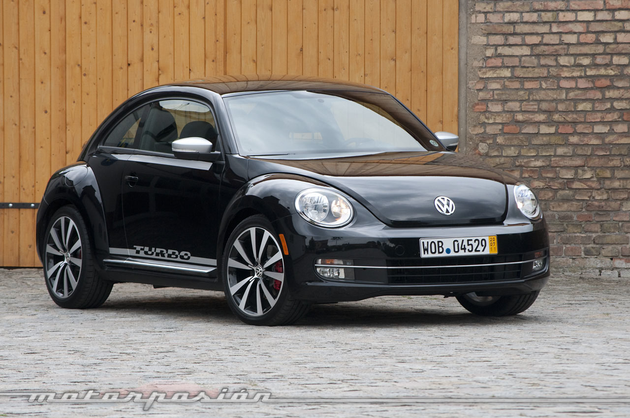 Foto de Volkswagen Beetle (presentación) (1/31)