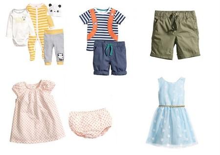 ropa para niños barata hym verano 2014
