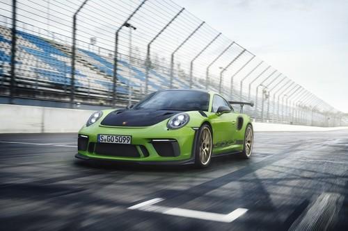 Porsche 911 GT3 RS se pone al día... ¡y es capaz de girar a 9,000 rpm!