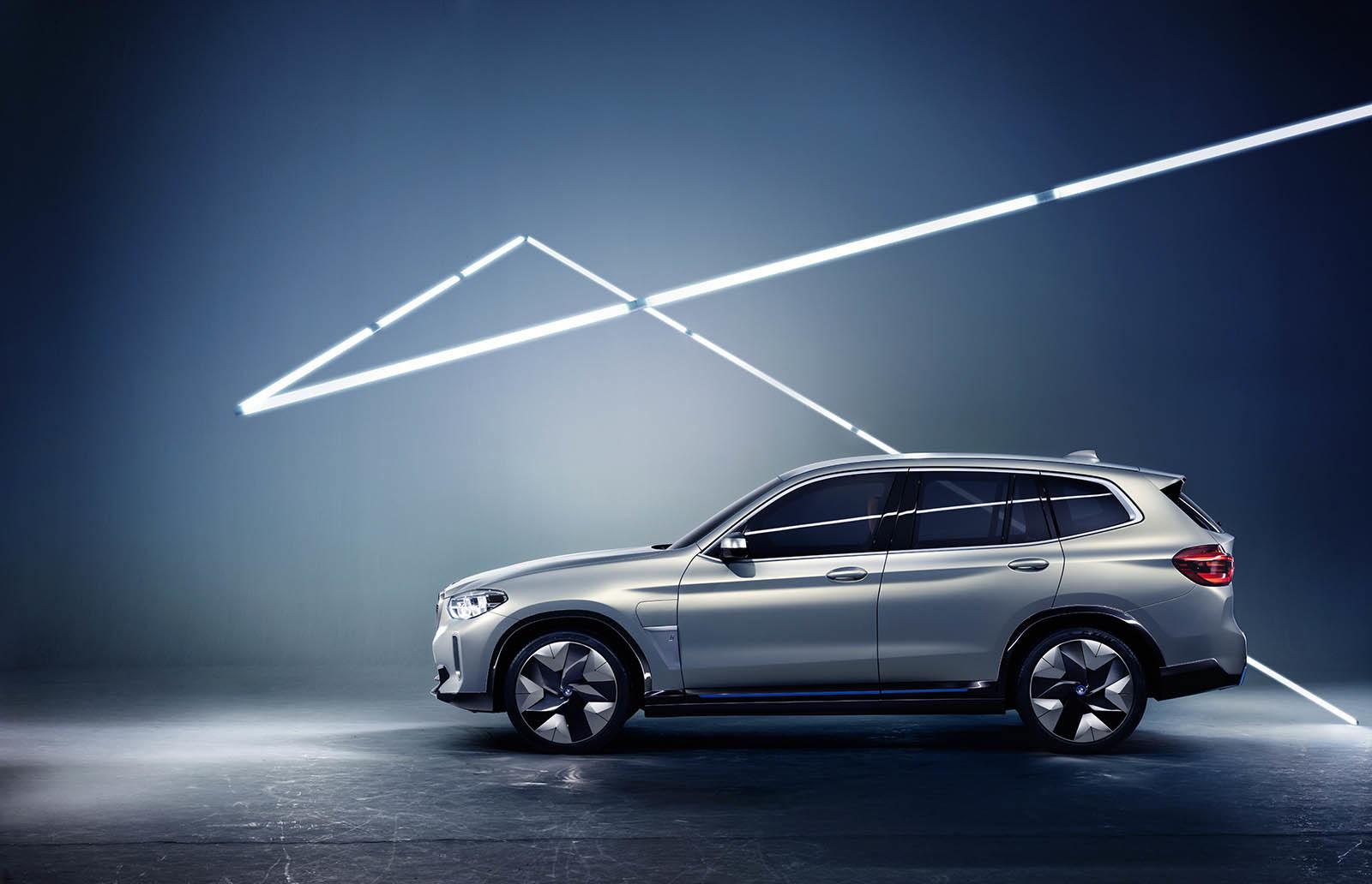 Foto de BMW Concept iX3 (5/8)