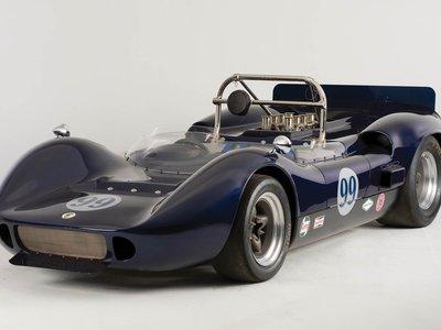 Será una réplica, pero... ¿acaso no querrías este McLaren M1B Can-Am de 1966?