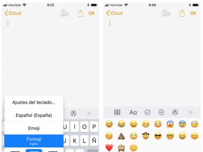 Fixmoji concentra en un teclado dedicado los emojis que utilices: App de la Semana