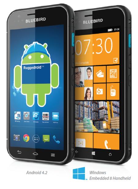 Bluebird va a ofrecer Android y Windows en un mismo teléfono