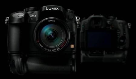 Un vídeo oficial nos enseña a la Panasonic GH3