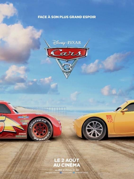 Foto de Carteles de 'Cars 3' (4/16)
