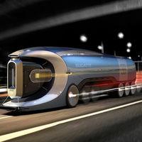 Si Bugatti plantase cara al Tesla Semi, este camión eléctrico futurista sería la opción perfecta