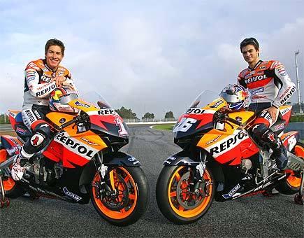 Honda se centrará en sus motos oficiales de MotoGP