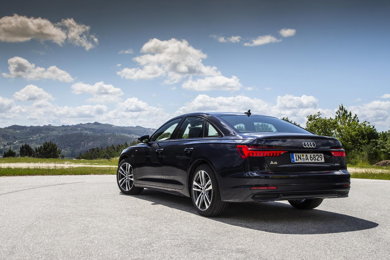 Foto de Audi A6 2018, toma de contacto (23/118)