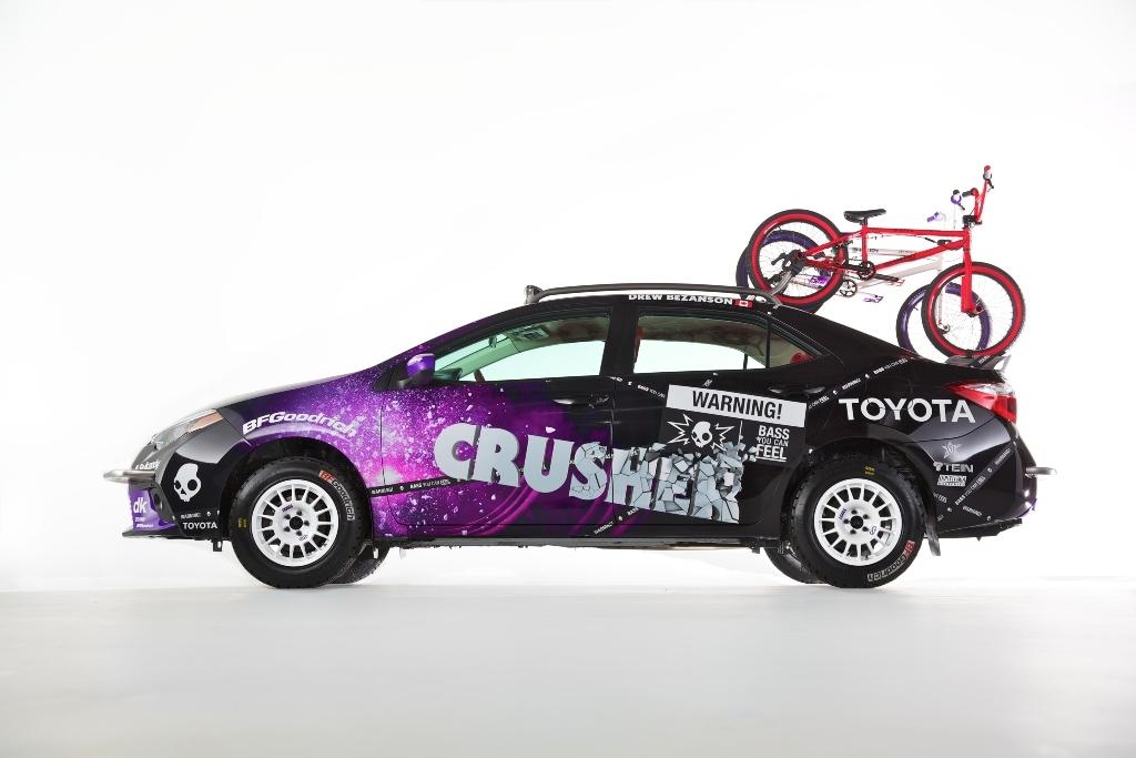 Toyota Corolla Crusher 16 24