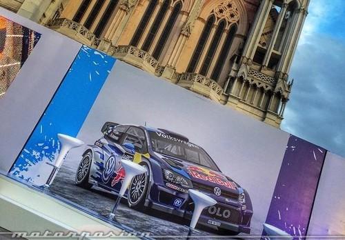 ¡Ya está en México el WRC!