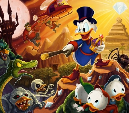 'Ducktales: Remastered': análisis