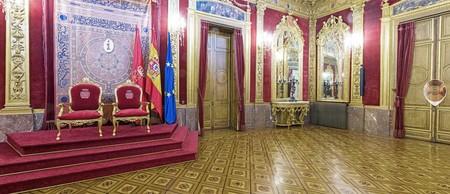 Palacio Salon Trono