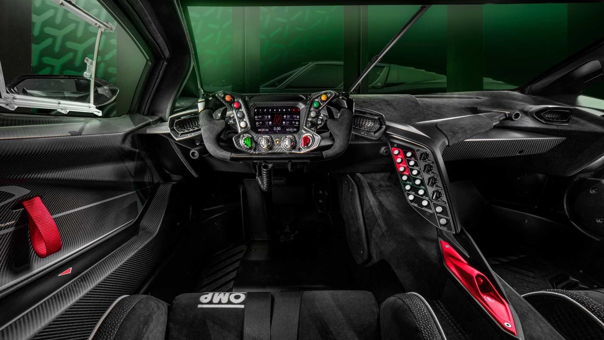 Foto de Lamborghini Essenza SCV12 (13/15)