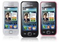 Samsung Wave 575, el sexto integrante de la familia bada