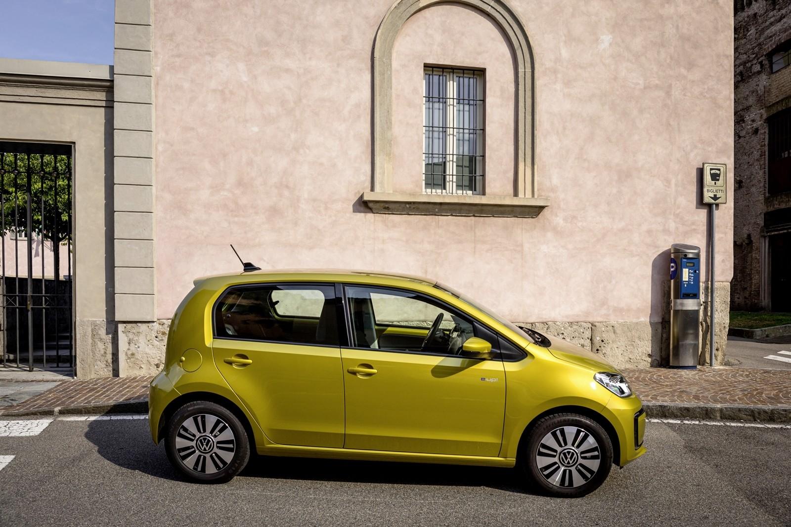 Foto de Volkswagen e-up! 2019 prueba contacto (17/33)