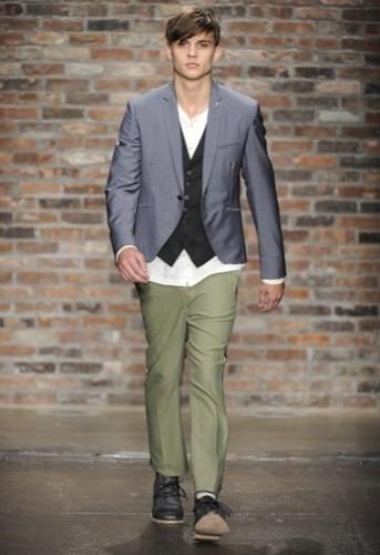 Rag & Bone, Primavera-Verano 2010 en la Semana de la Moda de Nueva York