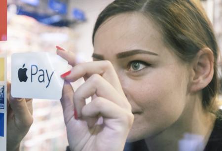 Apple Pay para web ya es la quinta plataforma de pago online más popular