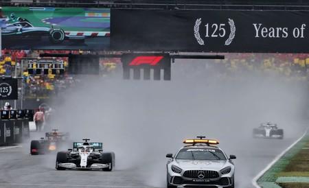 El tifón Hagibis amenaza con alterar los horarios del Gran Premio de Japón de Fórmula 1