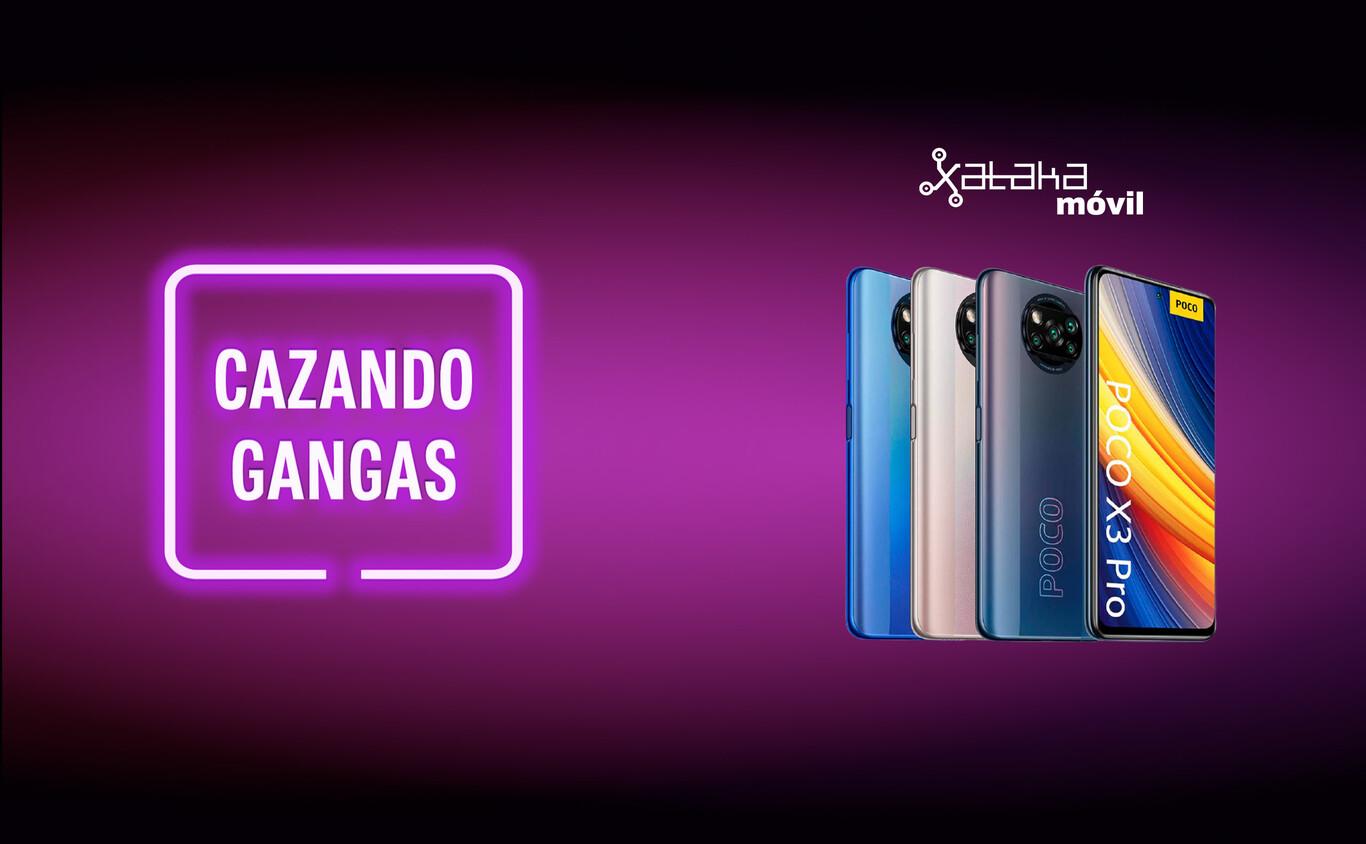 Cazando Gangas: POCO X3 Pro rebajadísimo, Samsung Galaxy Z Fold 2 a mitad de precio y más ofertas