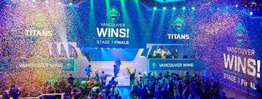 Vancouver Titans se lleva la primera fase de Overwatch League 2019 con mano de hierro y 10 victorias consecutivas