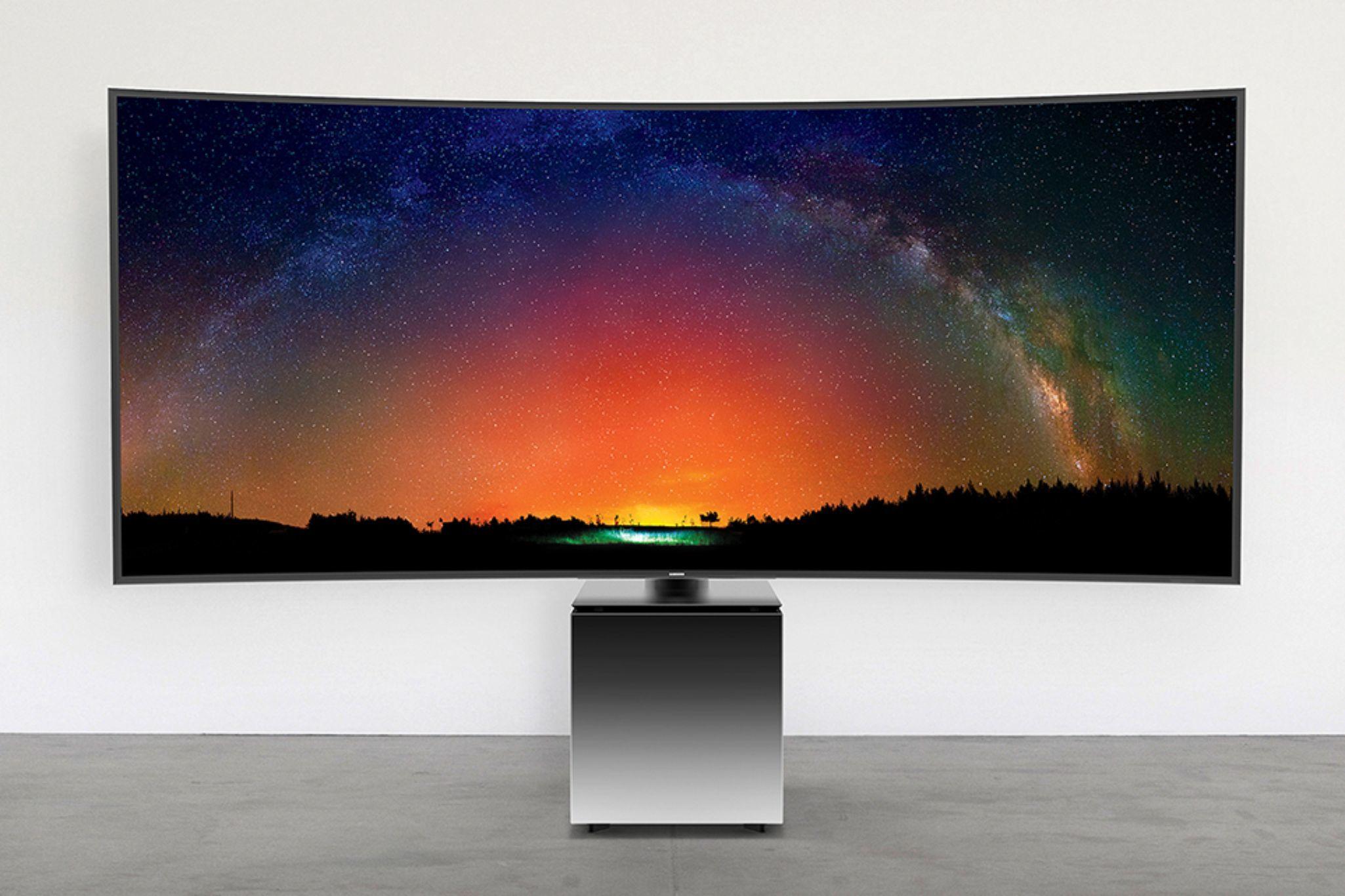 Samsung 82S9W SUHD, por Yves Behar