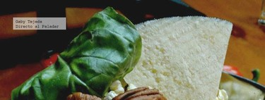 Receta: Palomitas al pesto de nuez