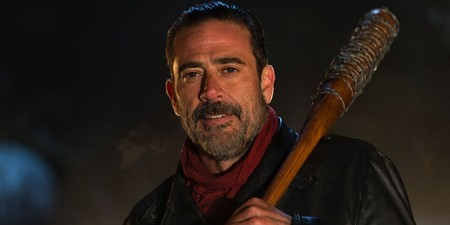The Walking Dead Jeffrey Dean Morgan