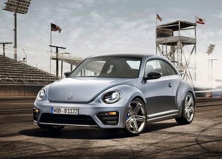 Volkswagen Beetle R Concept 2011 1600 01
