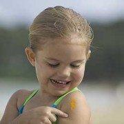 Accesorios para proteger los niños del sol