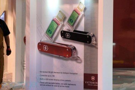 Victorinox CES 2012 ad