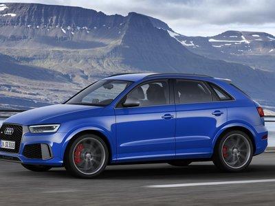 Audi está pensando en versiones híbrida y eléctrica para el nuevo Q3