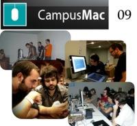 Cerrando la CampusMac 09