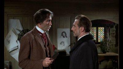 Añorando estrenos: 'La leyenda de Vandorf' de Terence Fisher