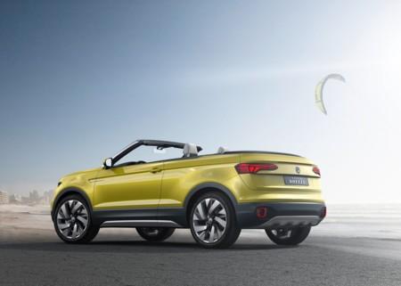 Volkswagen T Cross Breeze Concept 16