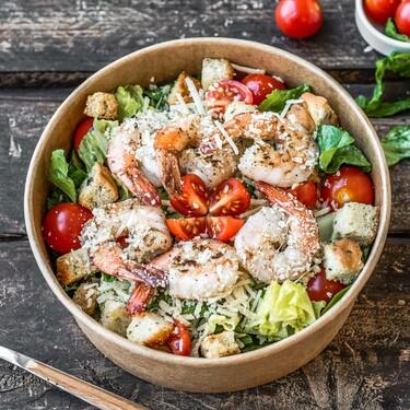Siete ensaladas para invierno con las que comer productos de temporada sin renunciar a  un festival de sabores
