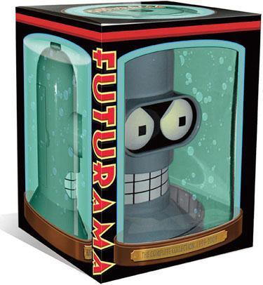 La colección completa de Futurama